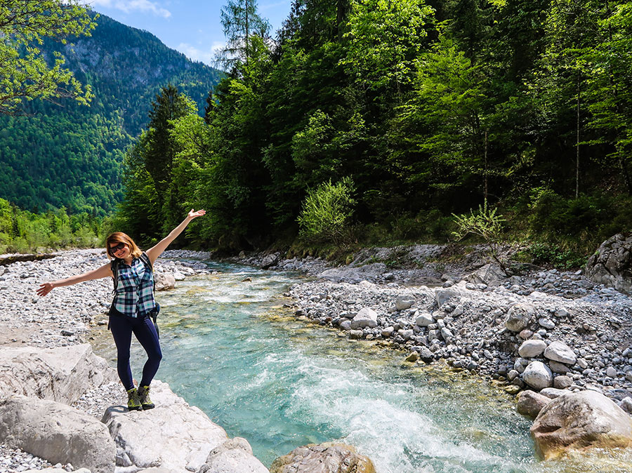 Travel to Koenigssee with travel blogger The Globetrotting Detective