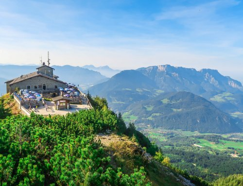 Munich Day Trip: Eagle's Nest in Berchtesgaden