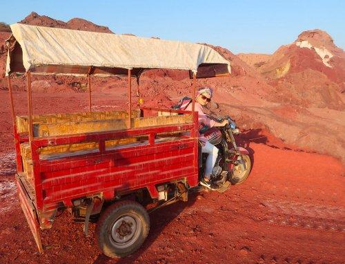 Iran's Bloody Colorful Island, Hormuz