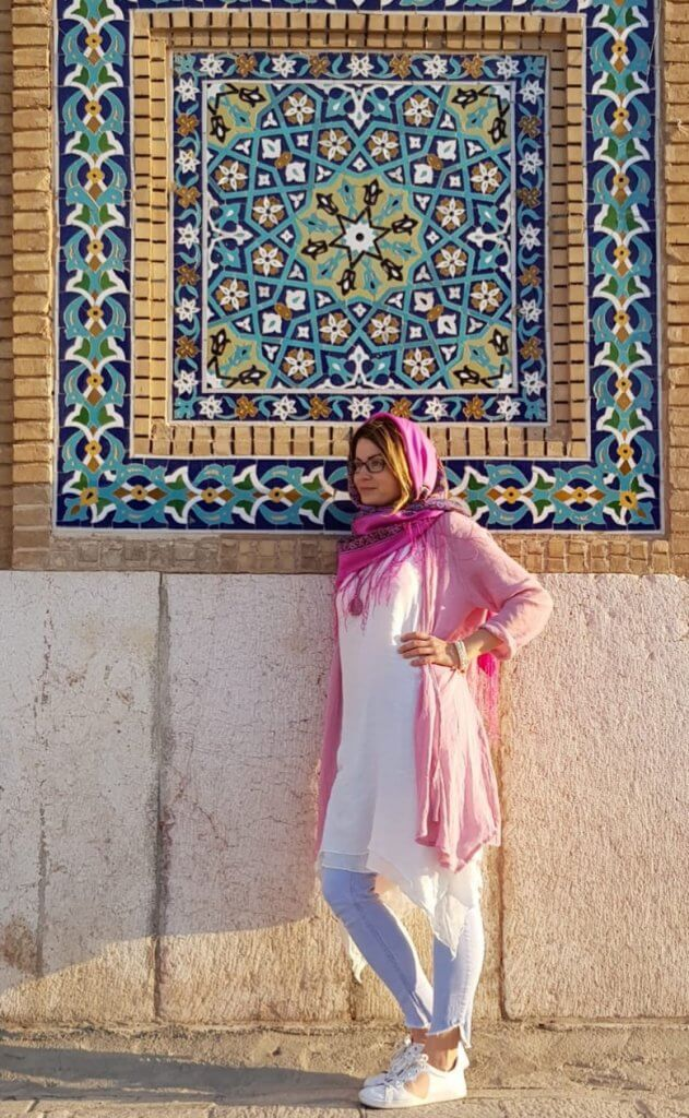 What to wear when traveling in Iran as a woman