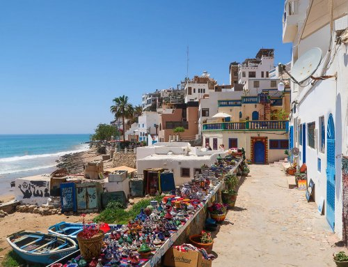 Travel Guide to Taghazout, Morocco