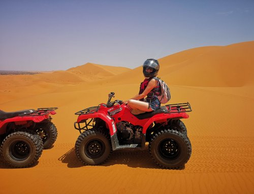 How to travel in the Sahara in Morocco