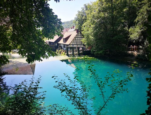 Blautopf & Ulm: Day Trip from Munich