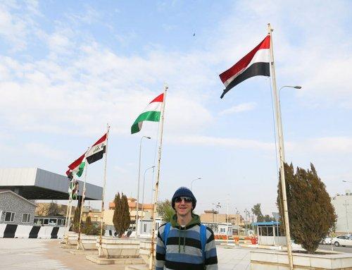 Interview with Jonny, the Northern-Irish Man in Poland, about Iraqi Kurdistan